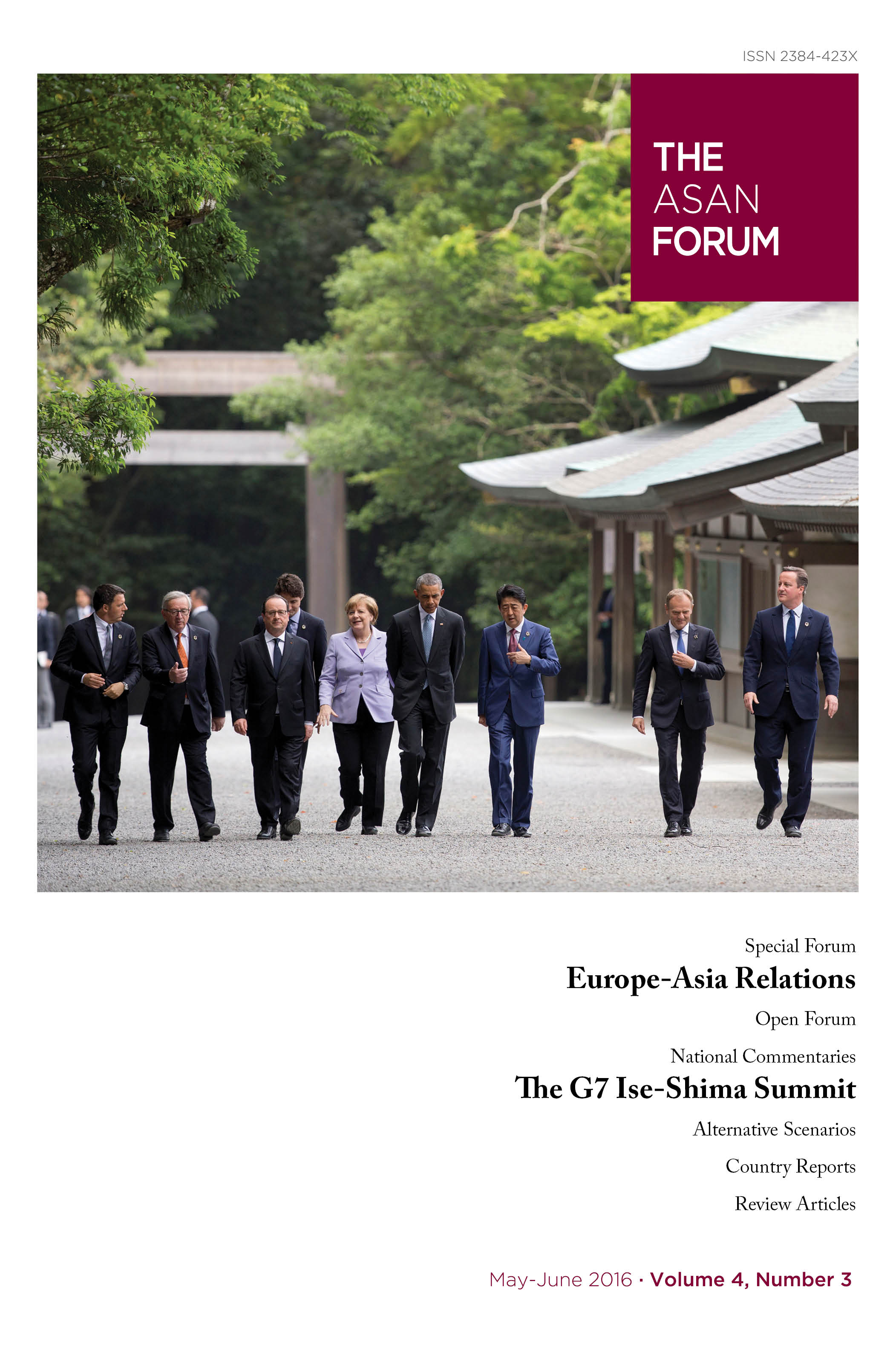 The Asan Forum Volume 4, Number 3