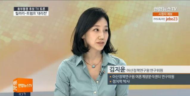 [연합TV] KimJY_161005